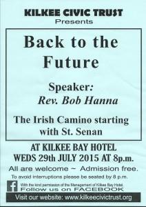KCT Talks 2015 - No. 5 of 9 - Back to the Future - Rev. Bob Hanna