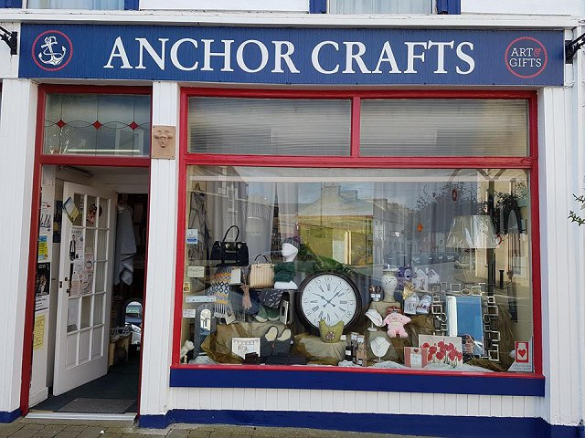 Anchor Crafts, Henry St, Drimna, Kilrush, Co. Clare