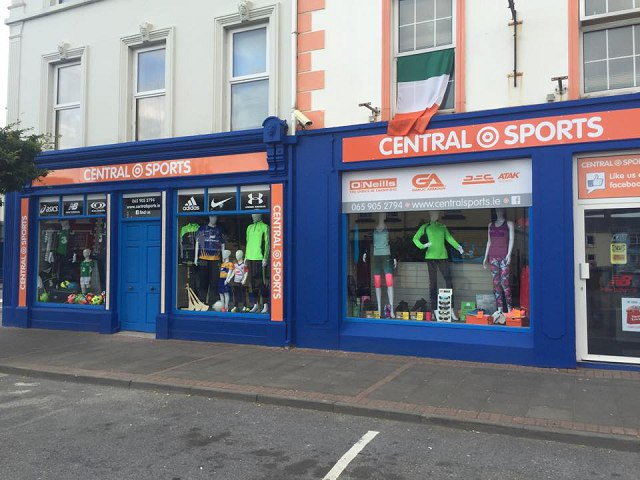 Central Sports, 20a The Square, Kilrush, Co. Clare